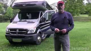 Sprinter RV Coach Batteries Not Charging