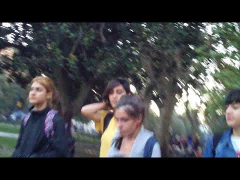 El Ultimo Primer Dia UPD Plaza Arenales Villa Devoto BsAs 07.03.18 Bodycam