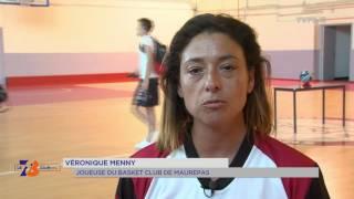 Maurepas : le club de basket mobilisé pour la jeune Maëlle