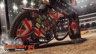 FIM Speedway Grand Prix 15 Gameplay [PC]