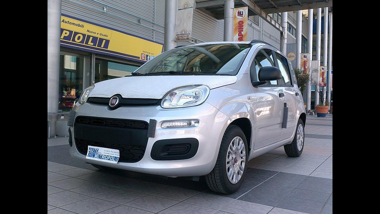 Fiat Panda 1.2 Easy dimensione, motore, prestazioni ...