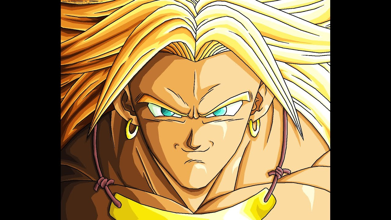 dragon ball z broly le super guerrier vostfr