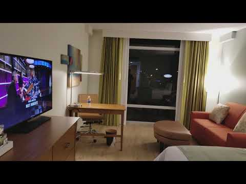 Morrison Hotel Room Review
