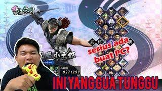 Review Gameplay Sengoku Basara 3 Utage PC GAME IDAMAN!