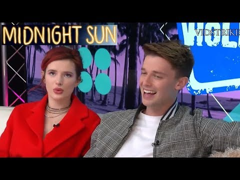Bella Thorne Flirting With Patrick Schwarzenegger | Midnight Sun