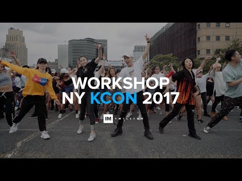 Dance Workshop in New York / KCON 2017 NY / 1MILLION