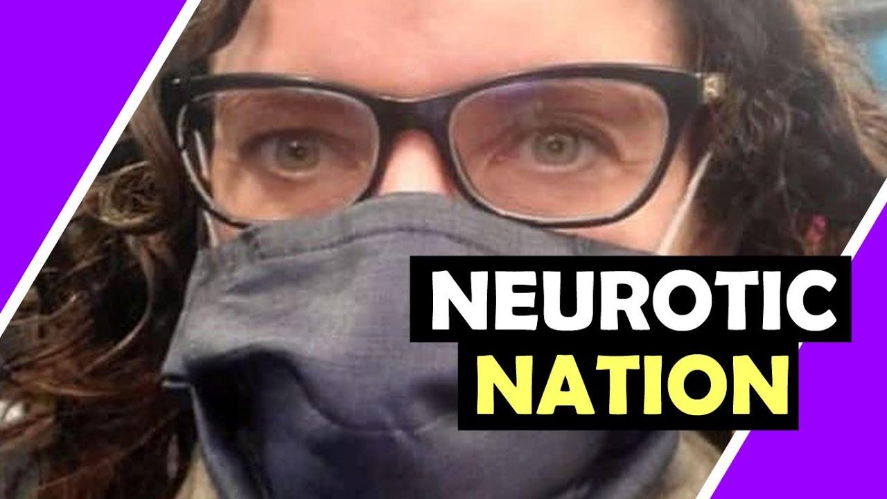 Neurotic Nation ?Double Up Masks ? / Hugo Talks #lockdown