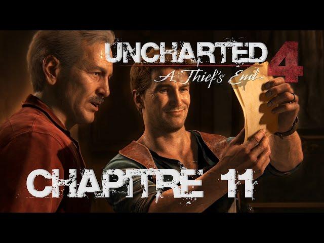 Uncharted 4: A Thiefs End - Chapitre 11: Comme le nez au milieu de la figure