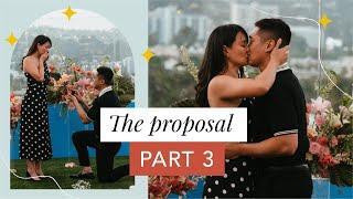 The Proposal | Engagement Details Part Three | Aja Dang Brian Puspos