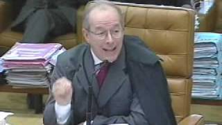Repórter Justiça - Celso de Mello, 20 anos de STF (2/3)