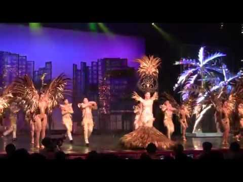 Tiffany Cabaret Show – Pattaya Beach , Thailand