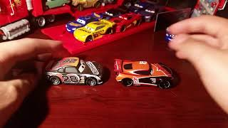 Disney Pixar Cars 3 Tim Tredless (next gen nitroade #28) SUGGESTION REVIEW