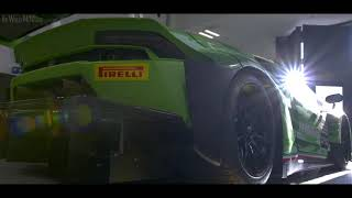 2019 Lamborghini Huracan GT3 EVO came to the party