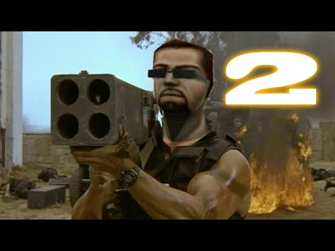Commando but with Half Life SFX Part 2