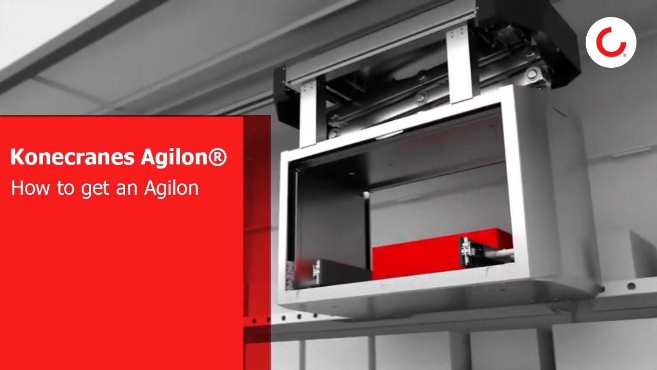 Agilon Features and Implementing Process   Konecranes