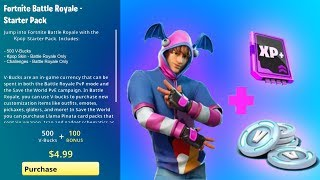 How To Get ALL NIGHTER BUNDLE! Fortnite KPOP SKIN NEW STARTER PACK 7 FREE? | RELEASE DATE Prediction