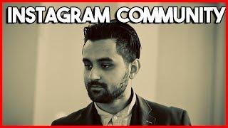 Info für Instagram Community / Aktuelle Situation mit Patreon