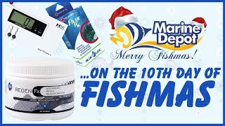 Tenth Day of Fishmas 2018 ❄ HM Digital 15% OFF + GIVEAWAYS ❄ Blue Life USA 15% OFF