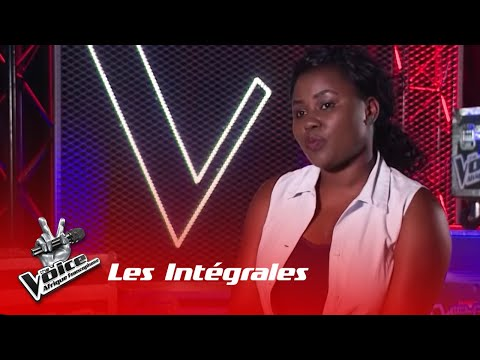 Intégrale Edrissia | Les Auditions à L'aveugle | The Voice Afrique Francophone| Saison 3