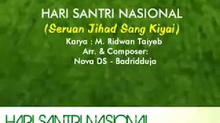 Download Video Mars Hari Santri Nasional 22 Oktober + Lirik Video MP3 3GP MP4