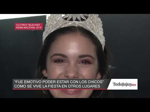 La reina de los estudiantes en Jujuy