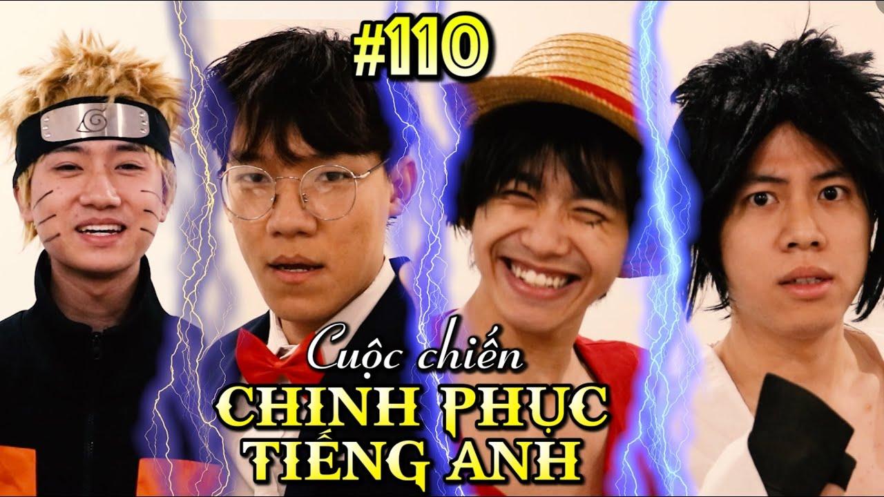 [VINE # 110] Cuộc Chiến Chinh Phục Tiếng Anh   Anime & Manga   Ping Lê