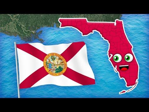 Florida/Florida for Kids/Florida Geography
