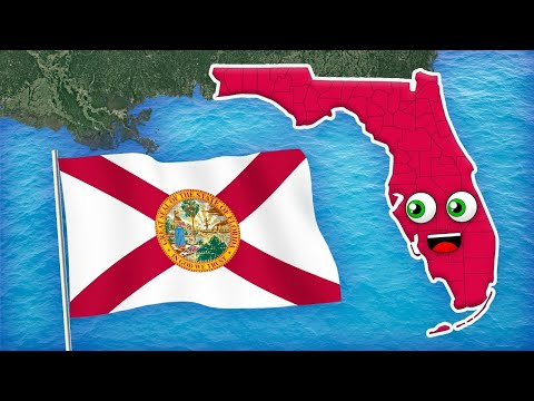 Florida/Florida for Kids/Florida Geography