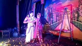 Abimanyu Uttara dance kabbal