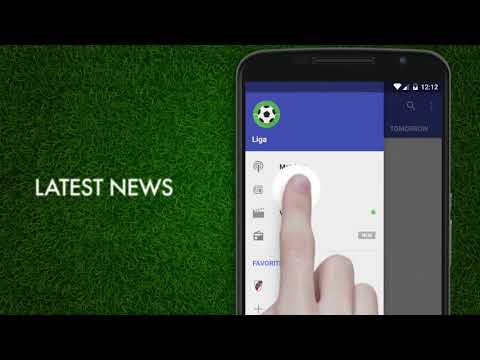 Liga - Live Football Scores - Apps on Google Play