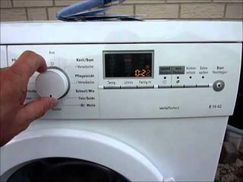 fehlersuche siemens waschmaschine getriebemotor was ist. Black Bedroom Furniture Sets. Home Design Ideas