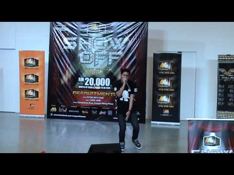 Magnum4D Show Off Talent Search at Sungei Wang Plaza Part 1