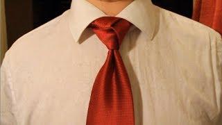 Как завязать галстук? Троица.