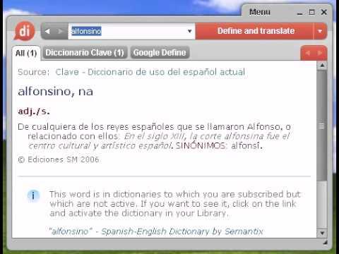 Definición De Alfonsino
