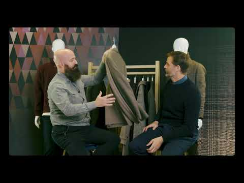 In conversation: Patrick Grant and Steven Cook