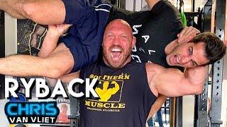 Ryback will return to wrestling in 2020, dream opponents, WWE trademark battle, why he left