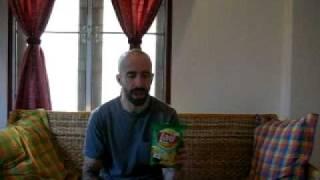 Chip Review: Nori Seaweed Potato Chips