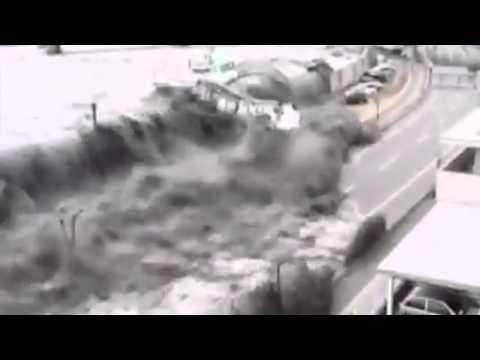 Tsunami in Miyako, Iwate Prefecture, Japan (3)