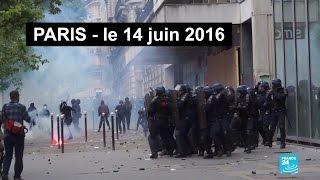 Paris assaillie par les casseurs, l'hôpital Necker ciblé - Retour sur les violences du 14/06/16