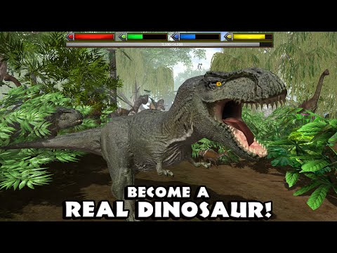 Ultimate Dinosaur Simulator - By Gluten Free Games - IOS/Android