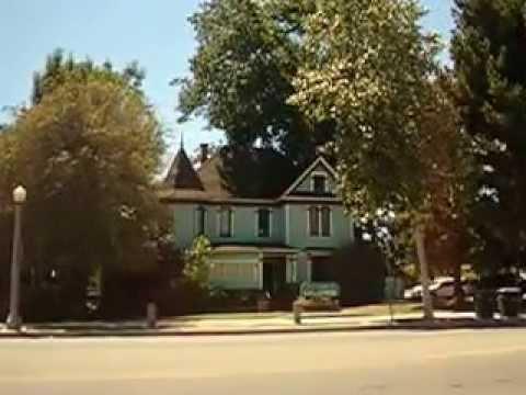 Queen Anne Victorian House Orange County CA 472 South Glassell Orange CA USA