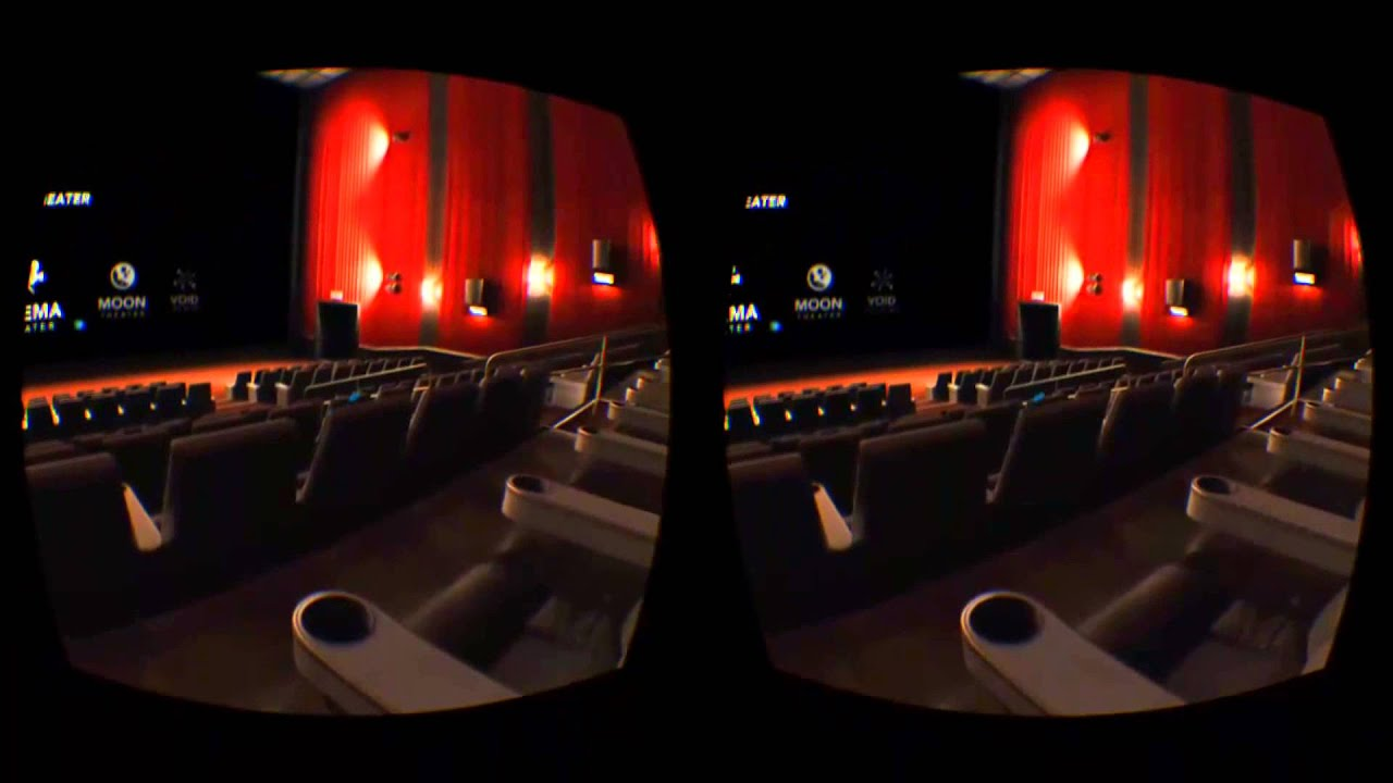 Charmed and what it looks like in oculus cinema - YouTube