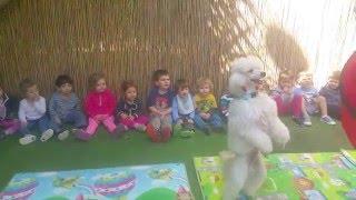 В детский сад пришел пудель