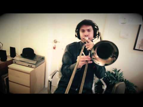 Hello (Adele) - trombone version