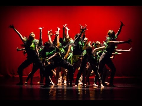 AEHS Spring 2014 Dance Concert Highlights