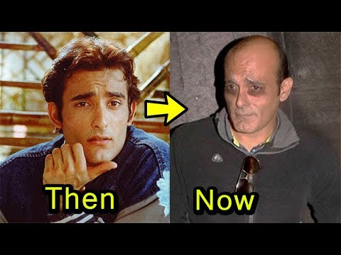 9 Lost Heros Of Bollywood Then And Now  Unbelievable