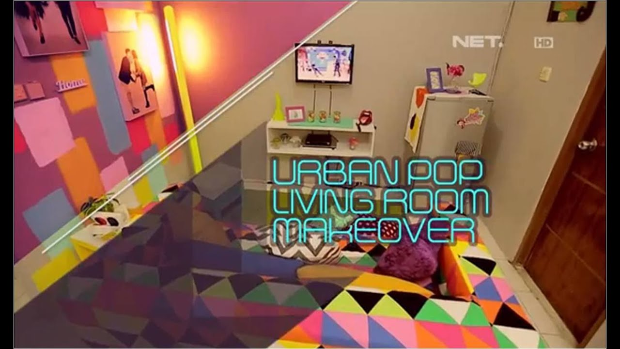 Cara Ikut The Project Home And Decor D Sign Make Over Project With Nippon Paint Urban Pop Living Room Part 1