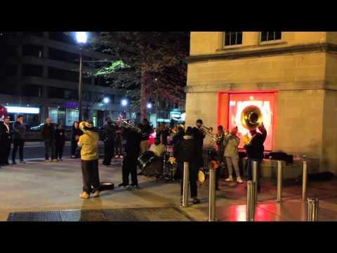 DC Street jazz music