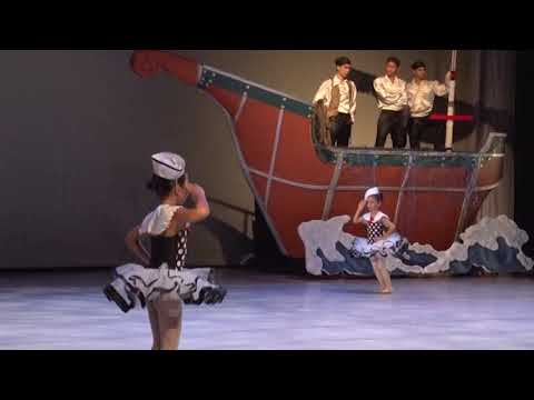 Sailor - the little Mermaid in Ballet - Marlupi dance Academy