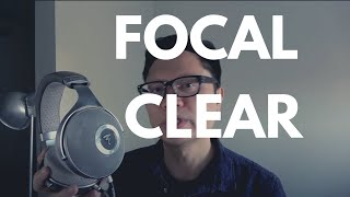 ► Focal Clear Headphones Review & Compare to Sony Z1R 🎧 !